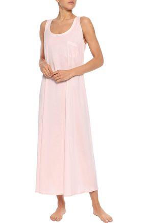 Hanro Dresses HANRO WOMAN COTTON-JERSEY NIGHTDRESS PASTEL PINK