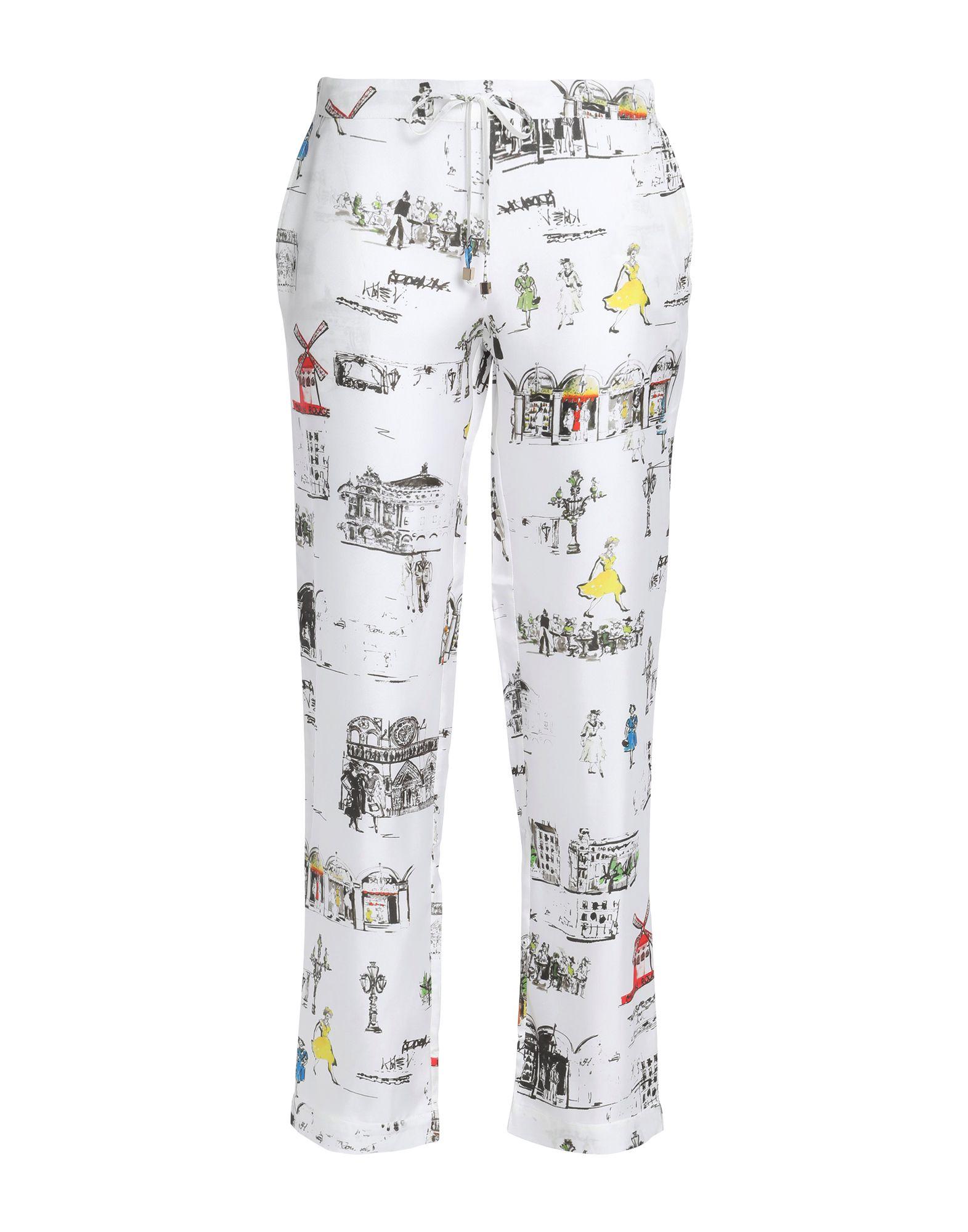 《セール開催中》MIMI HOLLIDAY by DAMARIS レディース パジャマ ホワイト S シルク 100%