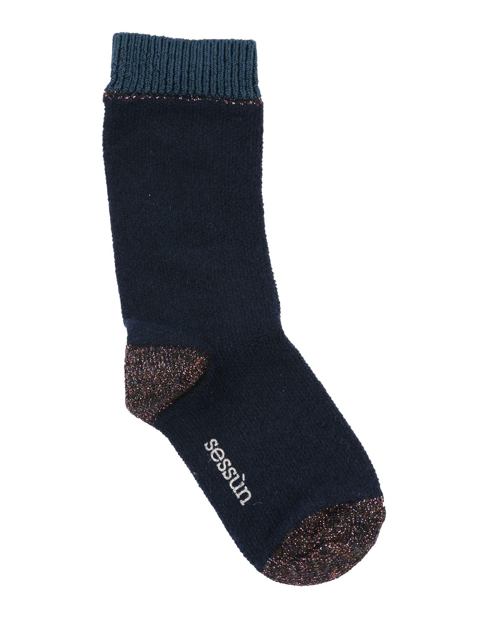 SESSUN Короткие носки sessun толстовка