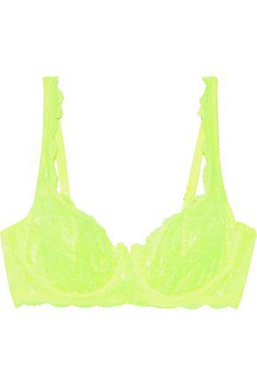 COSABELLA Prettie stretch-lace underwired bra