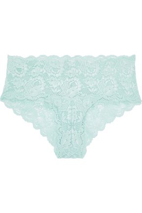 COSABELLA Never Say Never stretch-lace mid-rise briefs