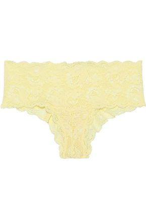 COSABELLA Never Say Never Hottie lace mid-rise briefs