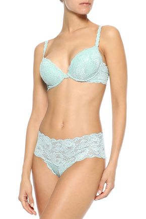 COSABELLA Never Say Never Luckie lace push-up bra