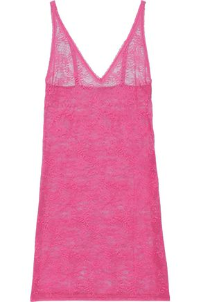COSABELLA Trenta Leavers lace chemise