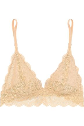 COSABELLA Sweet Treat lace soft-cup triangle bra