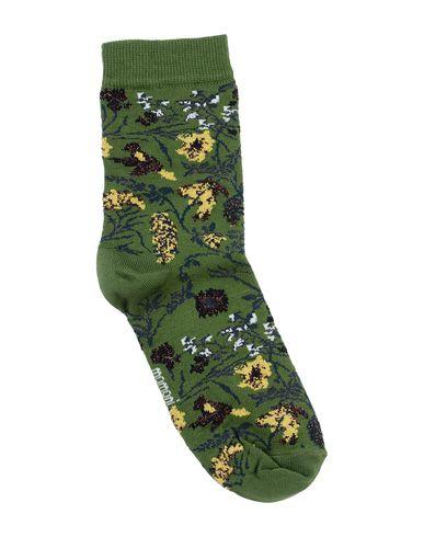 Фото - Короткие носки от MOMONÍ зеленого цвета