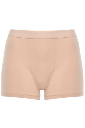 ACNE STUDIOS Stretch-cotton jersey high-waisted briefs