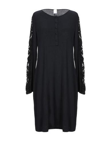 Фото - Ночная рубашка черного цвета