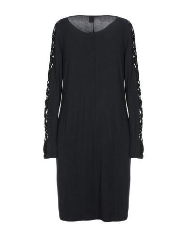 Фото 2 - Ночная рубашка черного цвета