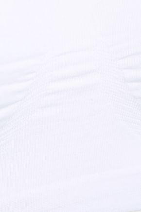 YUMMIE by HEATHER THOMSON Stretch-cotton jersey soft-cup bra