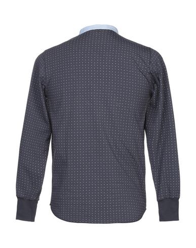 Фото 2 - Мужскую пижаму UNDER темно-синего цвета