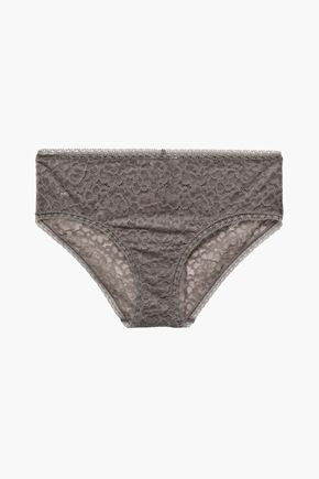 ERES Baci Bellezza corded lace mid-rise briefs