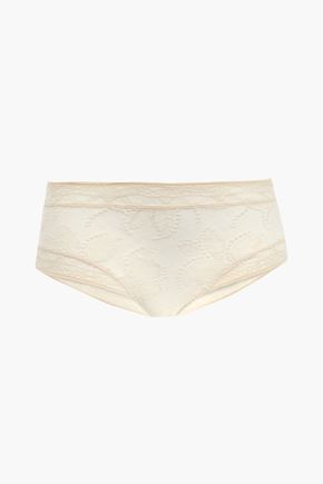 ERES Liberté lace high-rise briefs