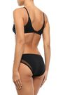 ERES Lumière Derobee tulle-trimmed stretch-jersey low-rise briefs