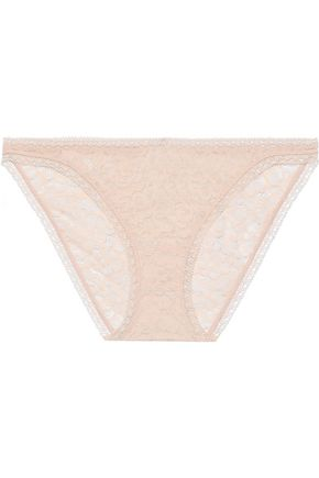 ERES Baci Ciao stretch-lace low-rise briefs