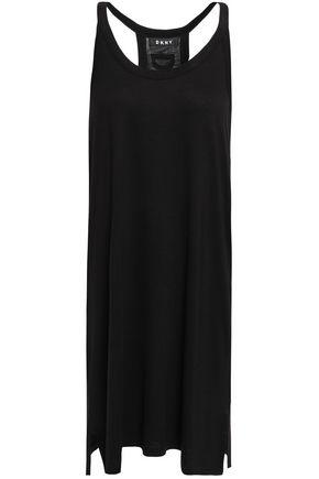 DKNY Printed stretch-jersey nightdress