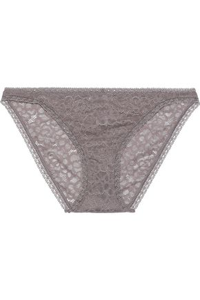 ERES Baci Ciao corded lace low-rise briefs