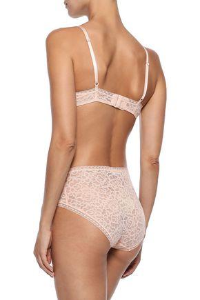 ERES Bellezza stretch-lace mid-rise briefs