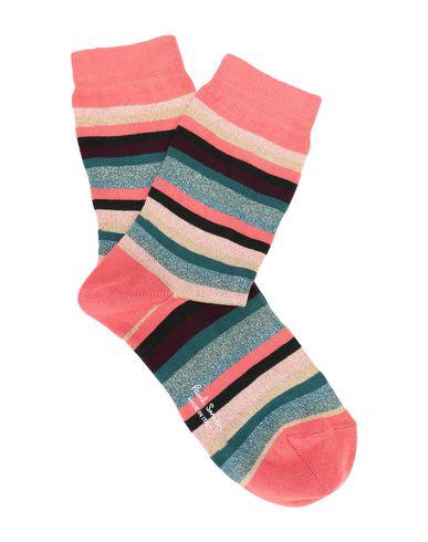 Купить Короткие носки кораллового цвета