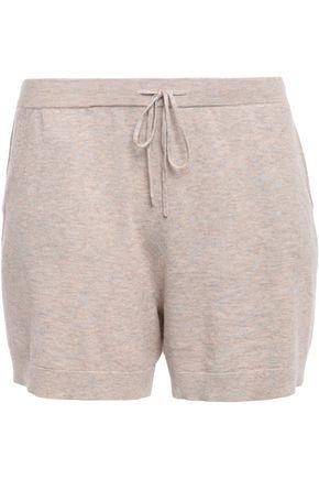 SKIN Bethany cotton-blend pajama shorts