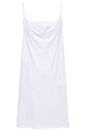 SKIN Kirsten Pima cotton-jersey chemise