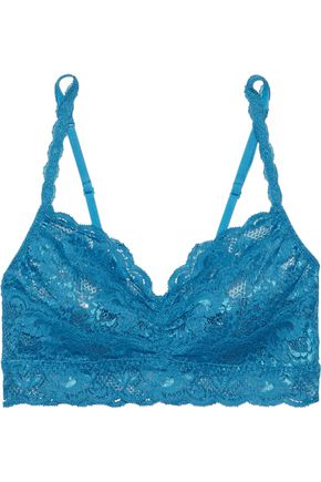 COSABELLA Never Say Never Sweetie scalloped stretch-lace bralette