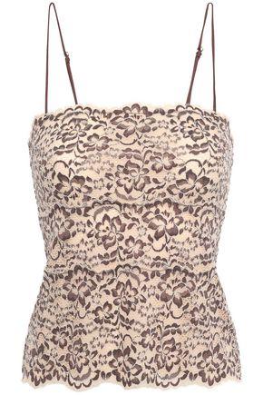 COSABELLA Preta corded lace camisole