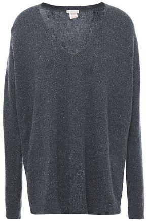 EBERJEY Paula The Garconne marled knitted pajama top