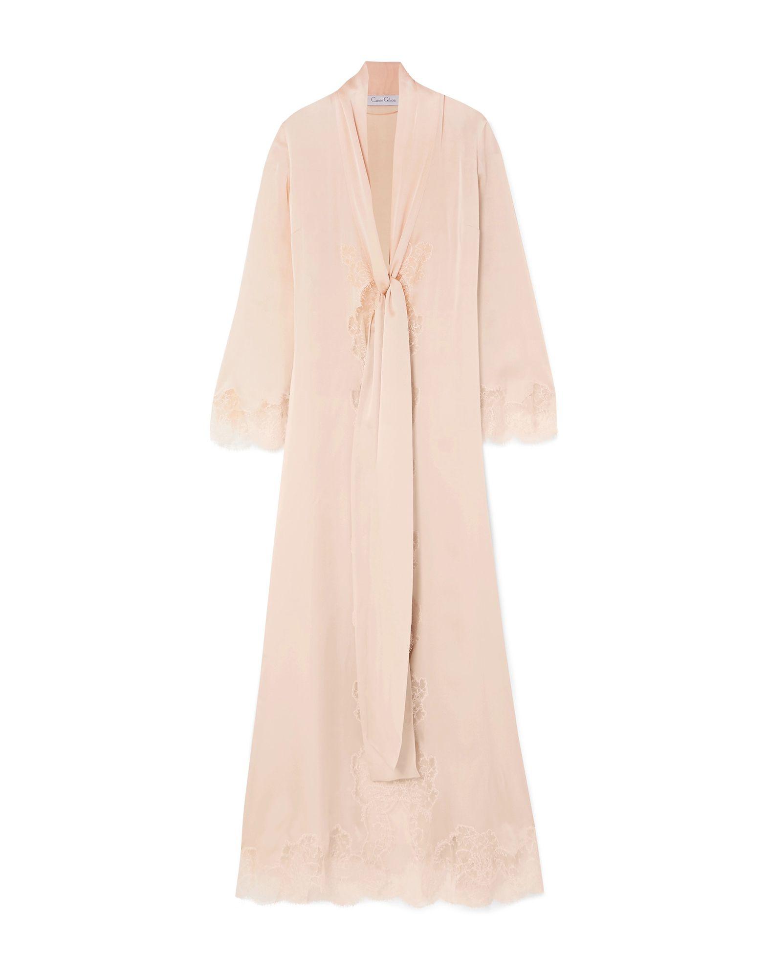 CARINE GILSON Домашние и банные халаты