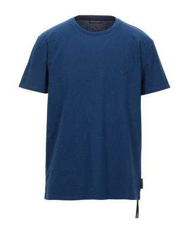 Фото - Мужскую футболку  синего цвета