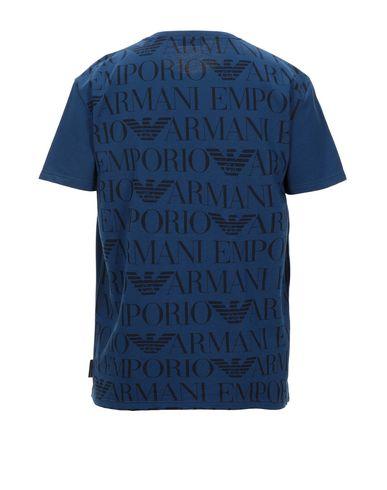 Фото 2 - Мужскую футболку  синего цвета