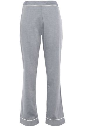 ELSE Victoria cotton-blend pajama pants