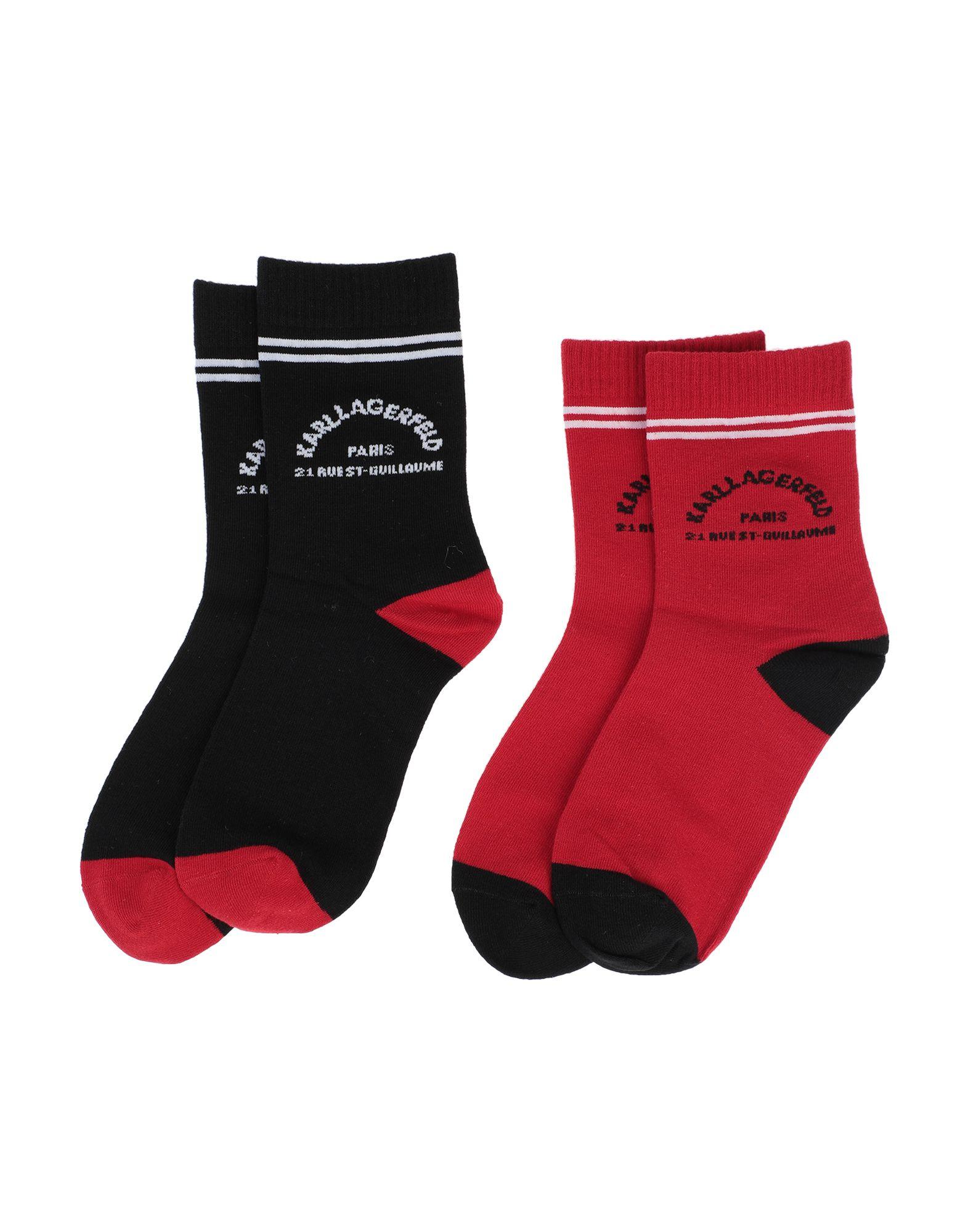 KARL LAGERFELD Короткие носки шорты спортивные karl lagerfeld karl lagerfeld ka025ewfrdt9