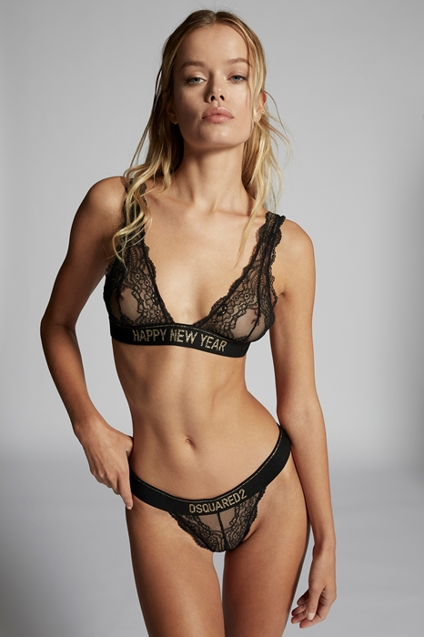 Soutien-gorge triangle Taille 36 82% Polyamide 18% Élasthanne - Dsquared2 - Modalova