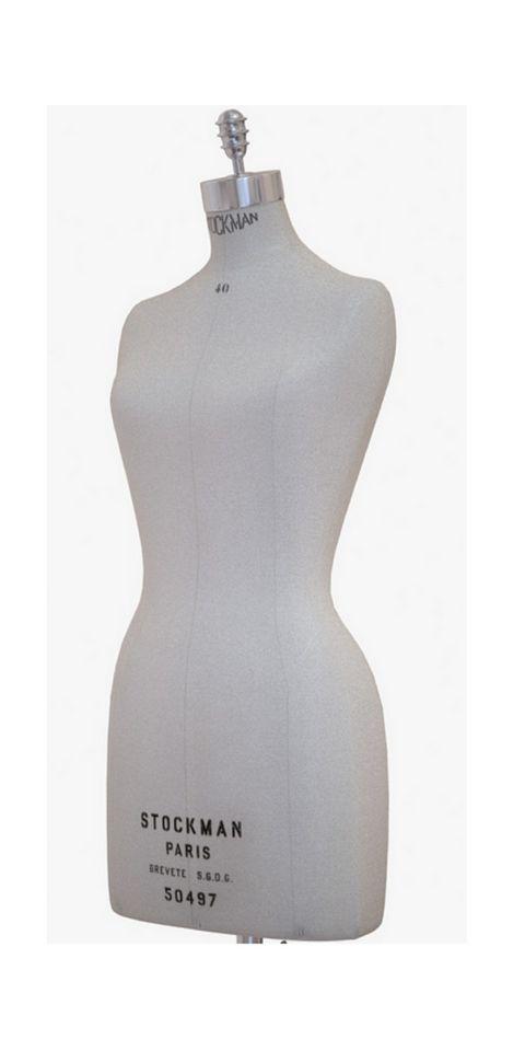 Balenciaga Bicolor Slash Dress