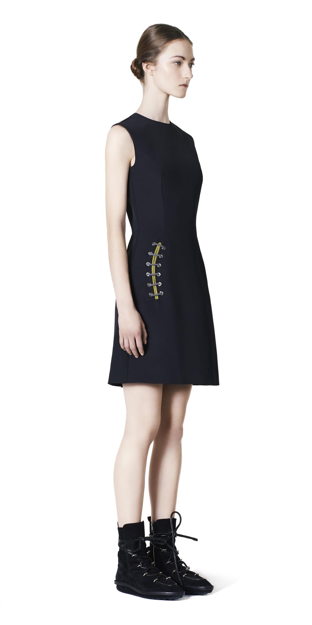 Balenciaga Shoe Lace Dress