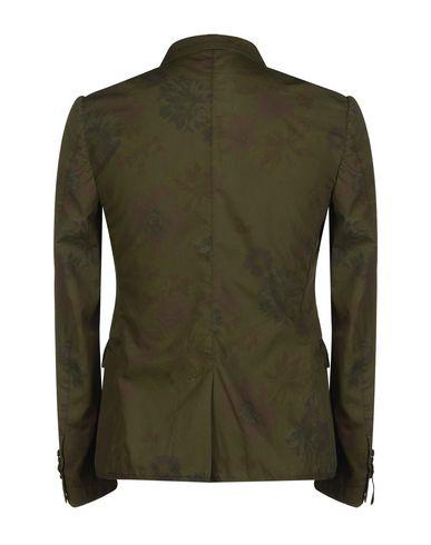 Фото 2 - Мужской пиджак  цвет зеленый-милитари