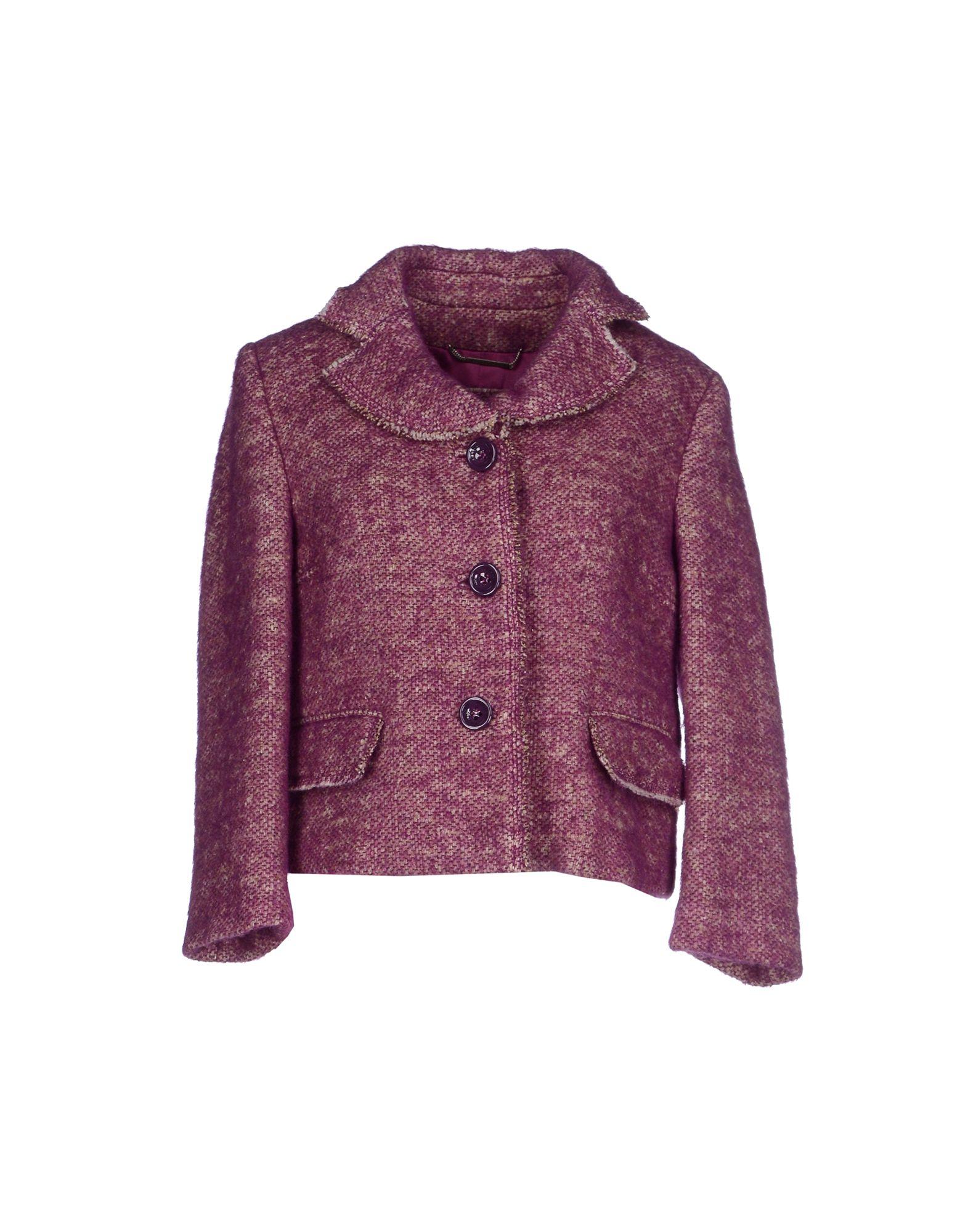 SCERVINO STREET Blazer in Purple