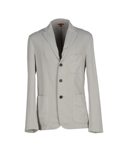 Фото - Мужской пиджак BARENA светло-серого цвета