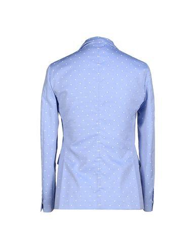 Фото 2 - Мужской пиджак  сиреневого цвета
