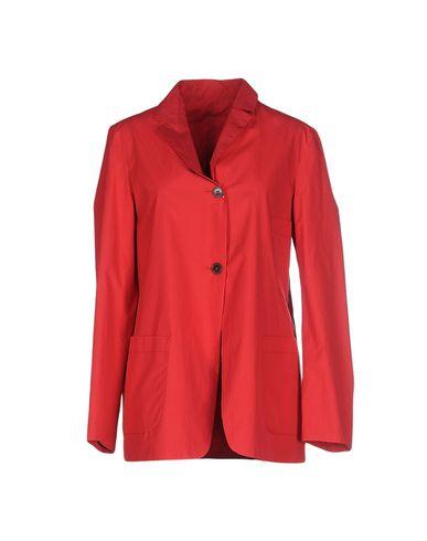 Фото - Женский пиджак  кораллового цвета