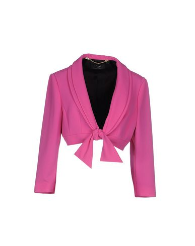 Фото - Женский пиджак  светло-фиолетового цвета