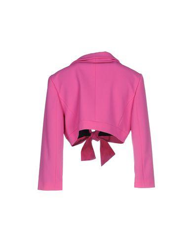 Фото 2 - Женский пиджак  светло-фиолетового цвета