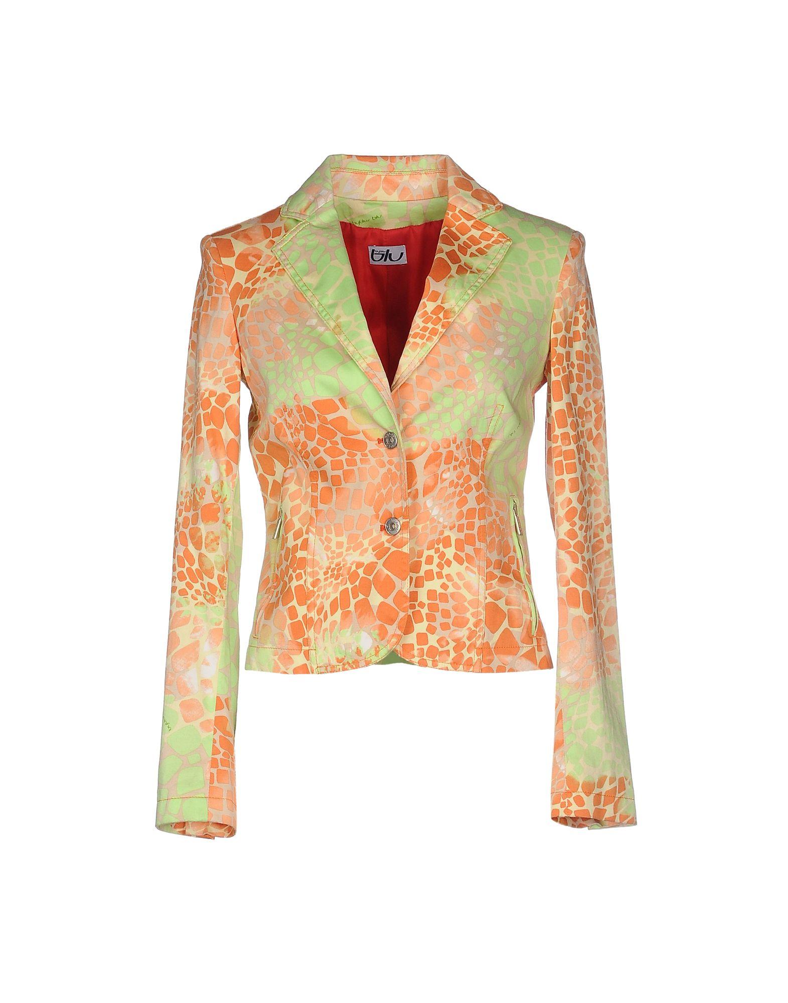BLU BYBLOS Пиджак платье для девочки bj8673 разноцветный byblos