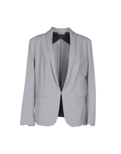Фото - Женский пиджак MAESTA светло-серого цвета