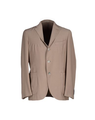 Фото - Мужской пиджак  цвета хаки