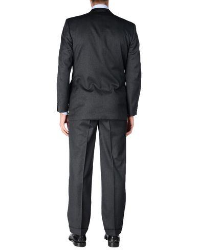 Фото 2 - Мужской костюм AUZMENDI цвет стальной серый