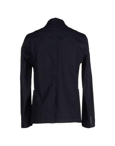 Фото 2 - Мужской пиджак EN AVANCE темно-синего цвета