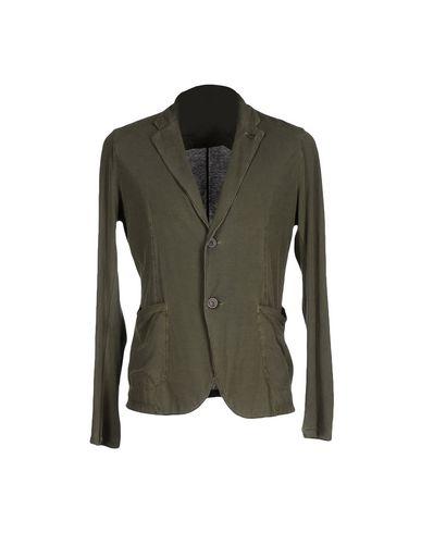 Фото - Мужской пиджак ESEMPLARE цвет зеленый-милитари