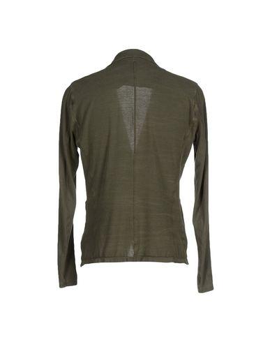 Фото 2 - Мужской пиджак ESEMPLARE цвет зеленый-милитари